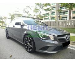 2015 MERCEDES-BENZ CLA200 - 4 Years Warranty - Perfect Condition