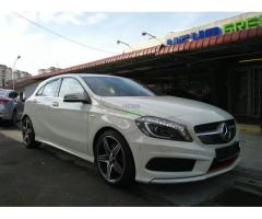 2015 MERCEDES-BENZ A250 SPORT AMG - 2.XX INTEREST - 5 YEARS WARRANTY