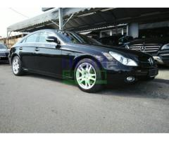 2005 MERCEDES-BENZ CLS350 3.5 SEDAN - GOOD CONDITION