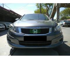2008 HONDA ACCORD VTI-L - PERFECT CONDITION
