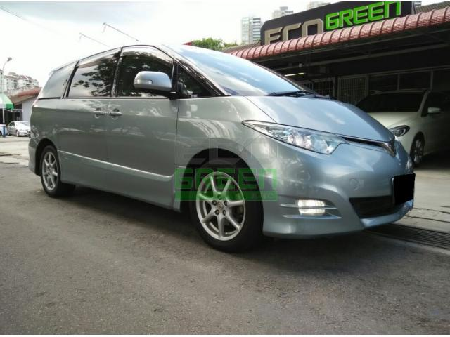 2008 TOYOTA ESTIMA 2.4 - WELL MAINTAINED