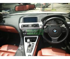 2012 BMW 640I CONVERTIBLE- IMPORTED- LIKE NEW CAR