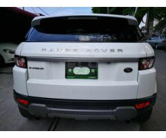 2013 LAND ROVER RANGE ROVER EVOQUE SI4 - 4 DOOR - UNREG