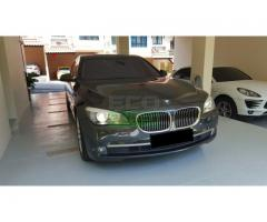 2012 BMW 730LI - IMPORTED NEW- SUPER LOW MILEAGE