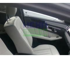 2014 MERCEDES-BENZ E250 AVANTGARDE - LOCAL - 5 YEARS WARRANTY