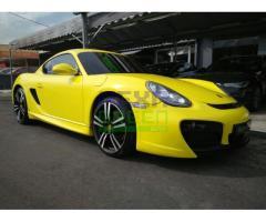 2009 Porsche Cayman PDK - Very Low Mileage - Like New Car
