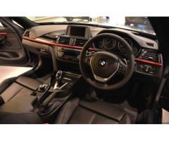 2014 BMW 316i Black Sedan