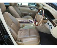 2007 MERCEDES-BENZ S300 S300L - PERFECT CONDITION