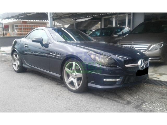 2012 MERCEDES-BENZ SLK200 CGI - IMPORTED - PERFECT CONDITION