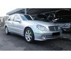 2005 MERCEDES BENZ C180K - PERFECT CONDITION