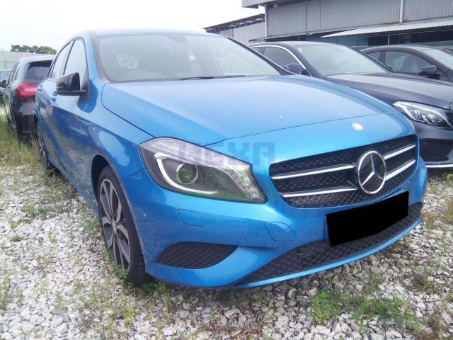 2015 Mercedes-Benz A200 Pre-Reg (BRAND NEW) - Interest 2.8 %