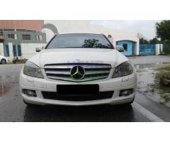 2011 Mercedes Benz C200 CGI Avantgarde- Local- Full Service Record