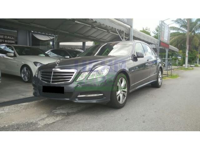 2010 Mercedes Benz E250 CGI- Imported- Perfect Condition