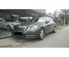 2010 Mercedes Benz E250 CGI- Imported- Perfect Condition