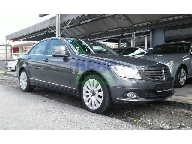 2009 Mercedes-Benz C200K - Full Service Record
