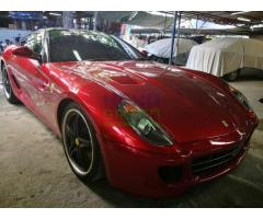 2008 Ferrari 599 GTB Fiorano 6.0 -Like New- Super Low Mileage