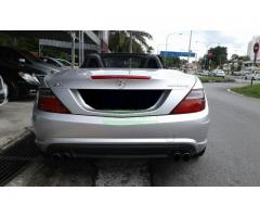 2012 Mercedes-Benz SLK200 CGI AMG-Very Low Mileage