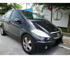2005 Mercedes-Benz A170 - Well Maintainted