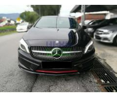 2014 Mercedes-Benz A250 AMG Sport-Like New-Warranty Till 2019