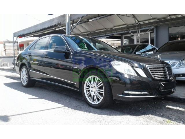 2011 Mercedes-Benz E200 CGI -Full Service Record