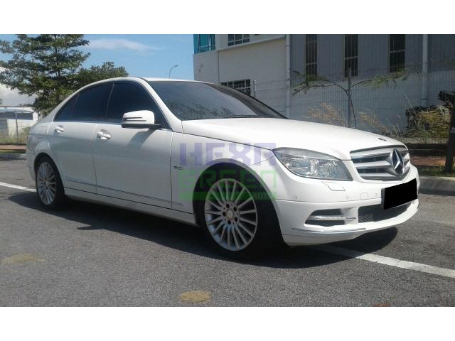 2011 Mercedes-Benz C250 CGI AV - Full Service Record
