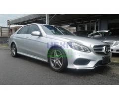 2013 Mercedes-Benz E250 CGI AMG - Perfect Condition