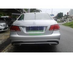 2013 Mercedes-Benz E250 CGI AMG - Perfect Condition
