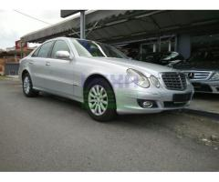2008 Mercedes-Benz E200K - Well Maintained