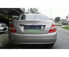 2009 Mercedes-Benz C200K W204 - Very Low Mileage