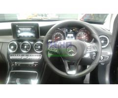 2015 Mercedes-Benz C200 Avantgarde -Local - 4 Years Warranty
