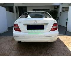 2013 Mercedes-Benz C200 Avantgrade - Perfect Condition