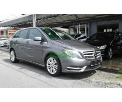 2013 Mercedes-Benz B200 1.6 Sport Tourer Hatchback - Low Mileage