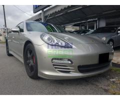 2010 Porsche Panamera PDK 4WD 3.6 -Good Condition-Low Mileage