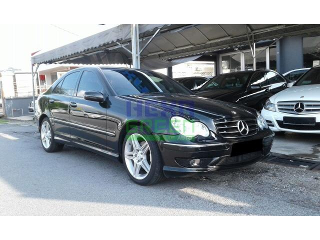 2005 Mercedes-Benz C230K AMG - Good Condition