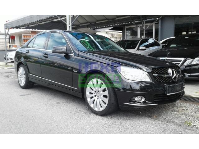 2011 Mercedes-Benz C200 CGI Pre-FL - Good Condition