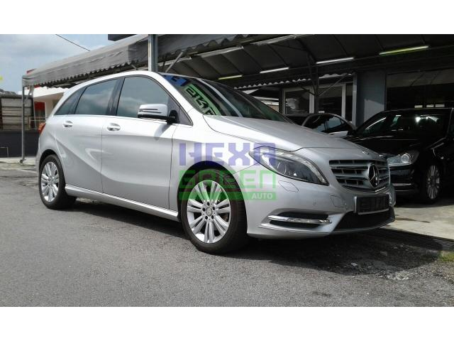 2013 Mercedes-Benz B200 CGI - Perfect Condition