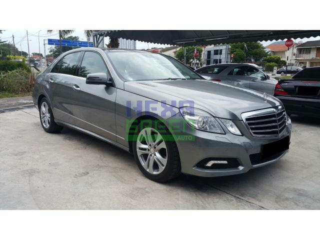 2010 Mercedes-Benz E300 V6 - Local - Full Service Record