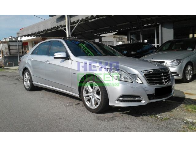 2011 Mercedes-Benz E250 CGI AV -Local-Perfect Condition