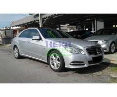 2011 Mercedes-Benz E250 CGI AV -Local-Perfect Condition