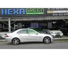 2006 Mercedes-Benz C200K-Local-Well Maintained