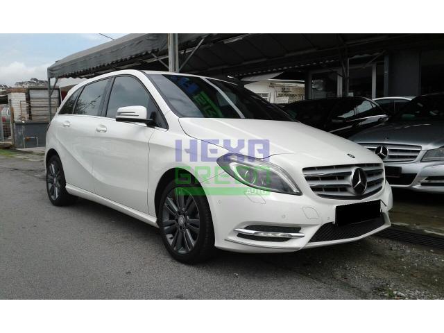 2013 Mercedes-Benz B200 1.6 Sport Tourer Hatchback-Perfect Condition