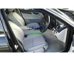 2011 Mercedes-Benz C200 CGI - Full Service Record