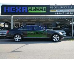 2011 Mercedes-Benz S300 S300L 3.0 Sedan - Local - Full Spec