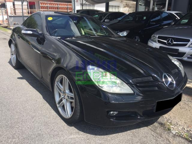 2004 Mercedes-Benz SLK200K - Good Condition