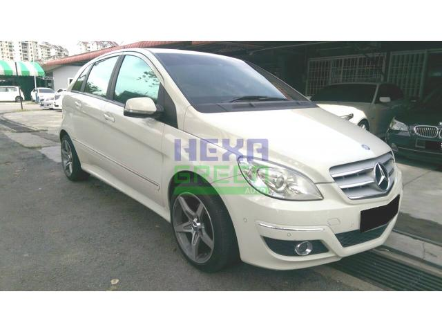 2010 Mercedes-Benz B180 - Full Service Record