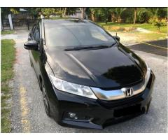 2015 Honda City 1.5L V (Highest Spec) FREE Service Low Mileage