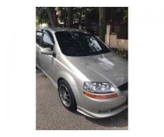 Chevrolet Aveo 2004 (Auto)